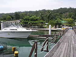 Private Boat to Koh Chang