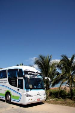 Tropical Island Bus